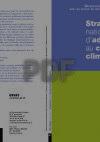 La stratégie nationale d'adaptation au changement climatique de la France